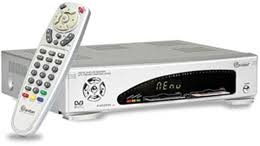 A digital satellite receiver: a efficient Free to Air receiver such as ASTON SIMBA